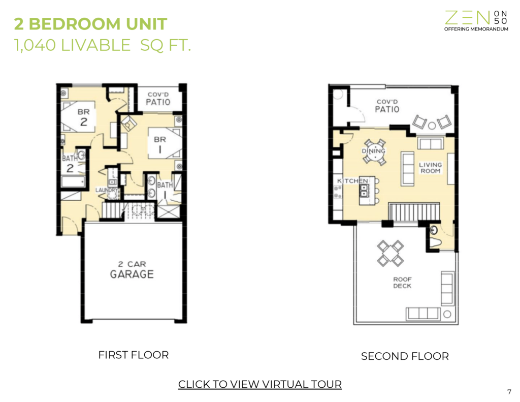 _2.5 Bath Floorplan